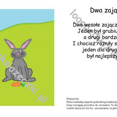 Książeczki logopedyczne - Zaczarowany języczek w krainie zwierząt