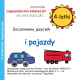 Książeczki logopedyczne - Zaczarowany języczek i pojazdy